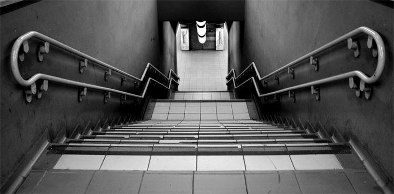 Milan_stairway